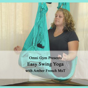 Easy Swing Yoga DVD