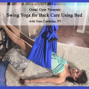 Swing Yoga for Back Care Using a Bed DVD
