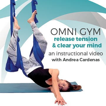 Release Tension & Clean Your Mind (Swing Yoga) - with Andrea Cardenas